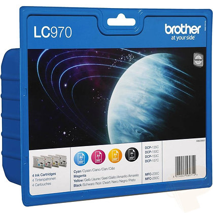 Brother LC970 Pack