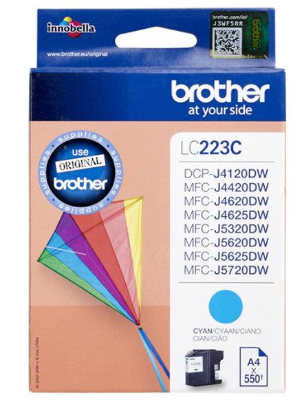 Brother LC223 Cyan