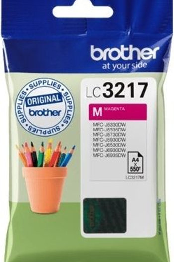BROTHER LC3217MAGENTA