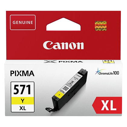 Canon 571 Yellow XL
