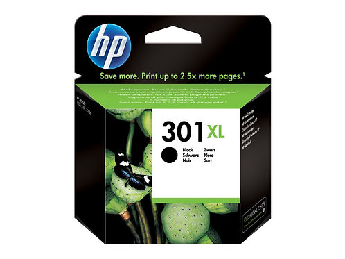 HP 301 Black XL