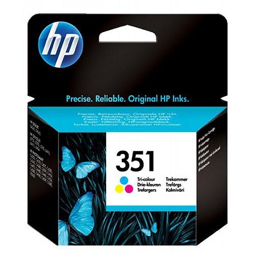 HP 351 Tricolore