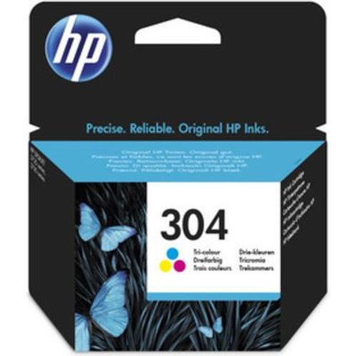 HP 304 Tricolore