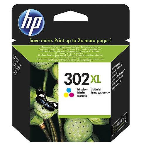 HP 302 Tricolore XL