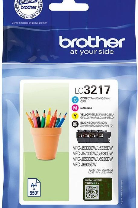 BROTHER LC3217 PACK