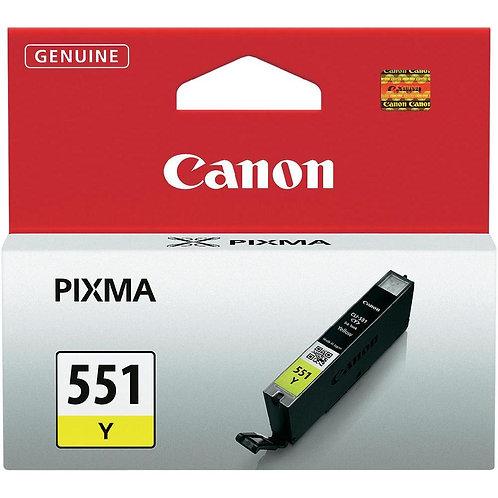 Canon 551 Yellow