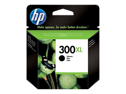 HP 300 Black XL