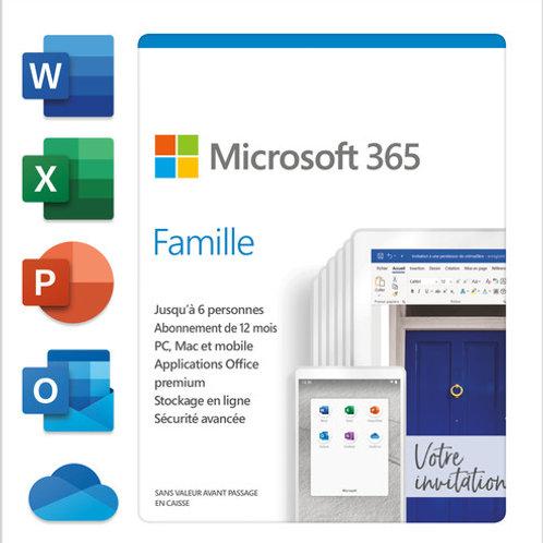 Office 365 Famille