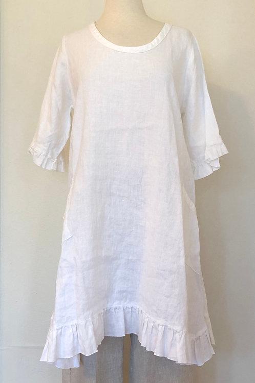 MARY ELLEN 3/4 SLEEVE DRESS