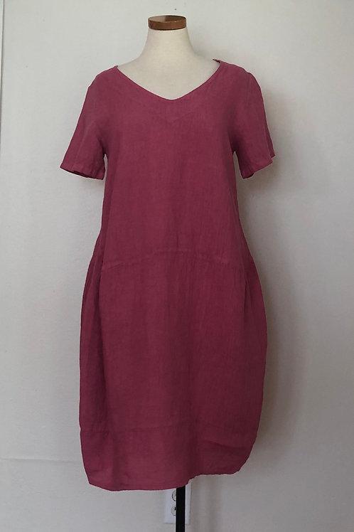 TRANSPARANTE BALLOON DRESS 926