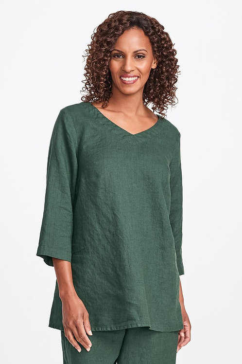 FLAX BLOOM TUNIC starting at
