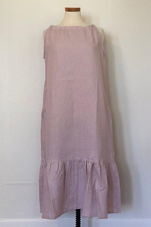CROWN LINEN MIA DRESS
