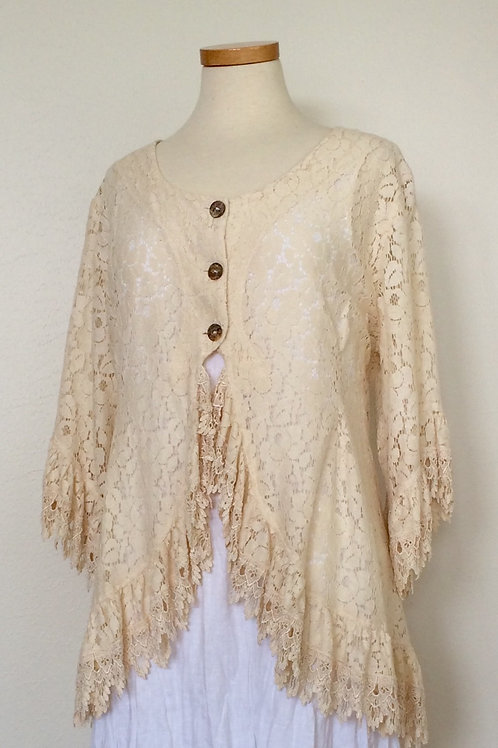 LACE APRIL JACKET