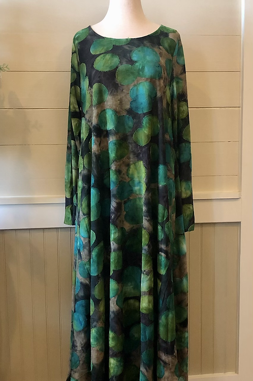 ALEMBIKA DOT DRESS AT612E