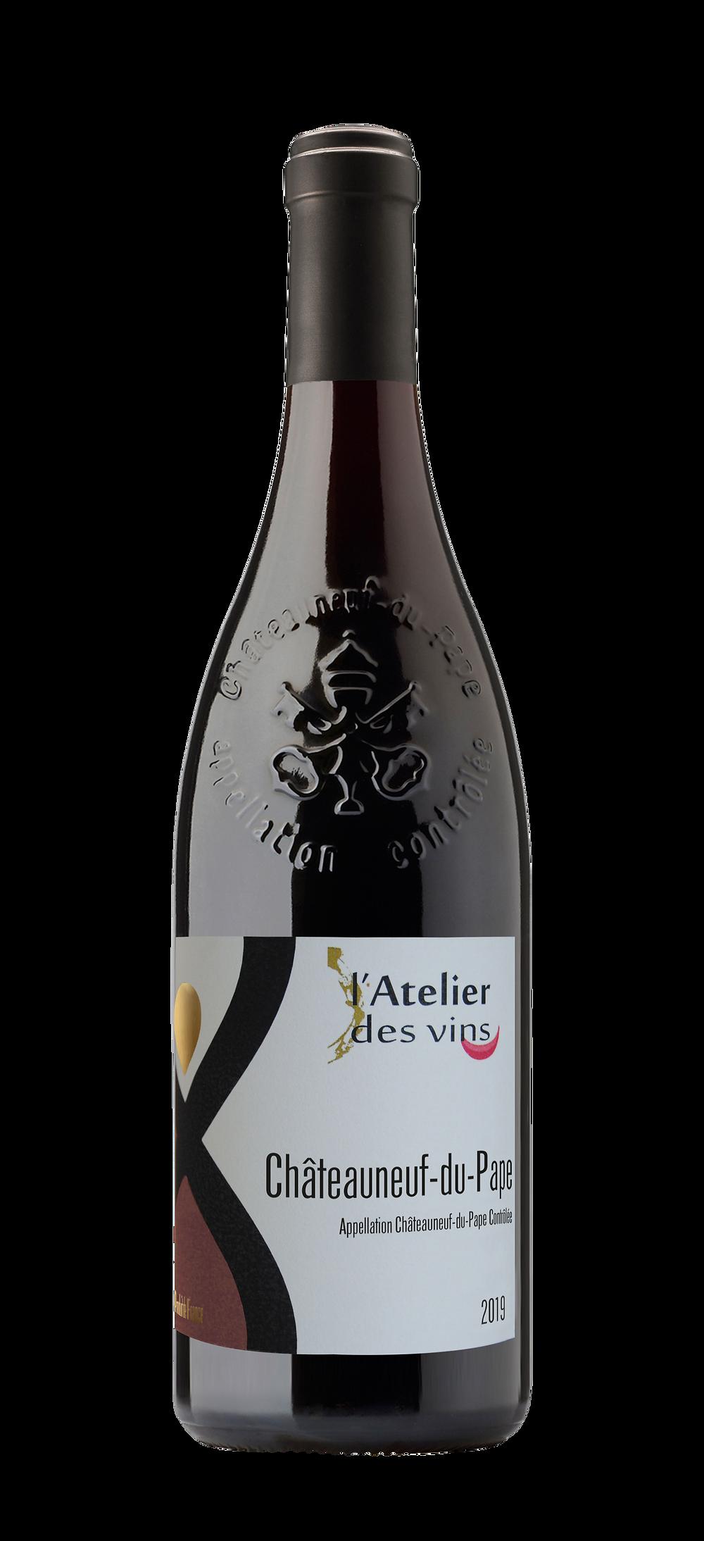 Le vins aux 13 cépages à la riche complexité qui en fait l'accord parfait avec quasiment tous les plats !