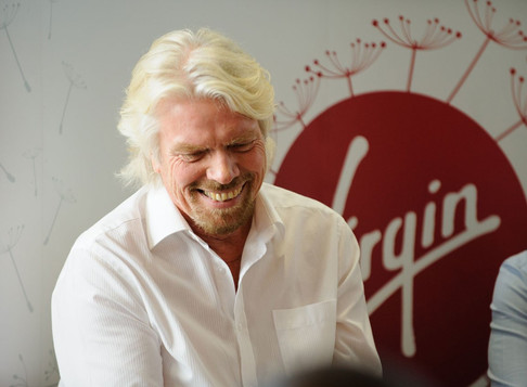 Richard Branson: My problem with consultants