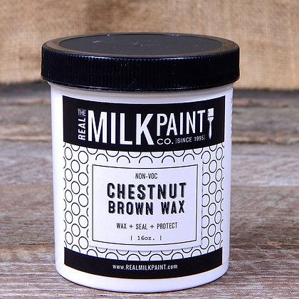 שעוות רכה בגוון חום ערמון- Chestnut Brown Wax