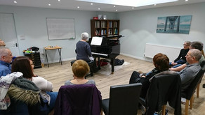 Adult Piano Workshops announced for  2019