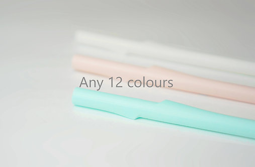 Value Pack - 12 Icicle Straws
