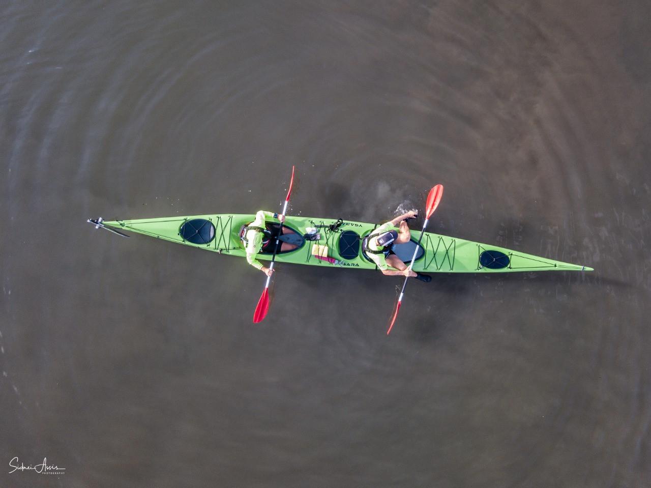 Canoagem Oceânica no Litoral do Paraná