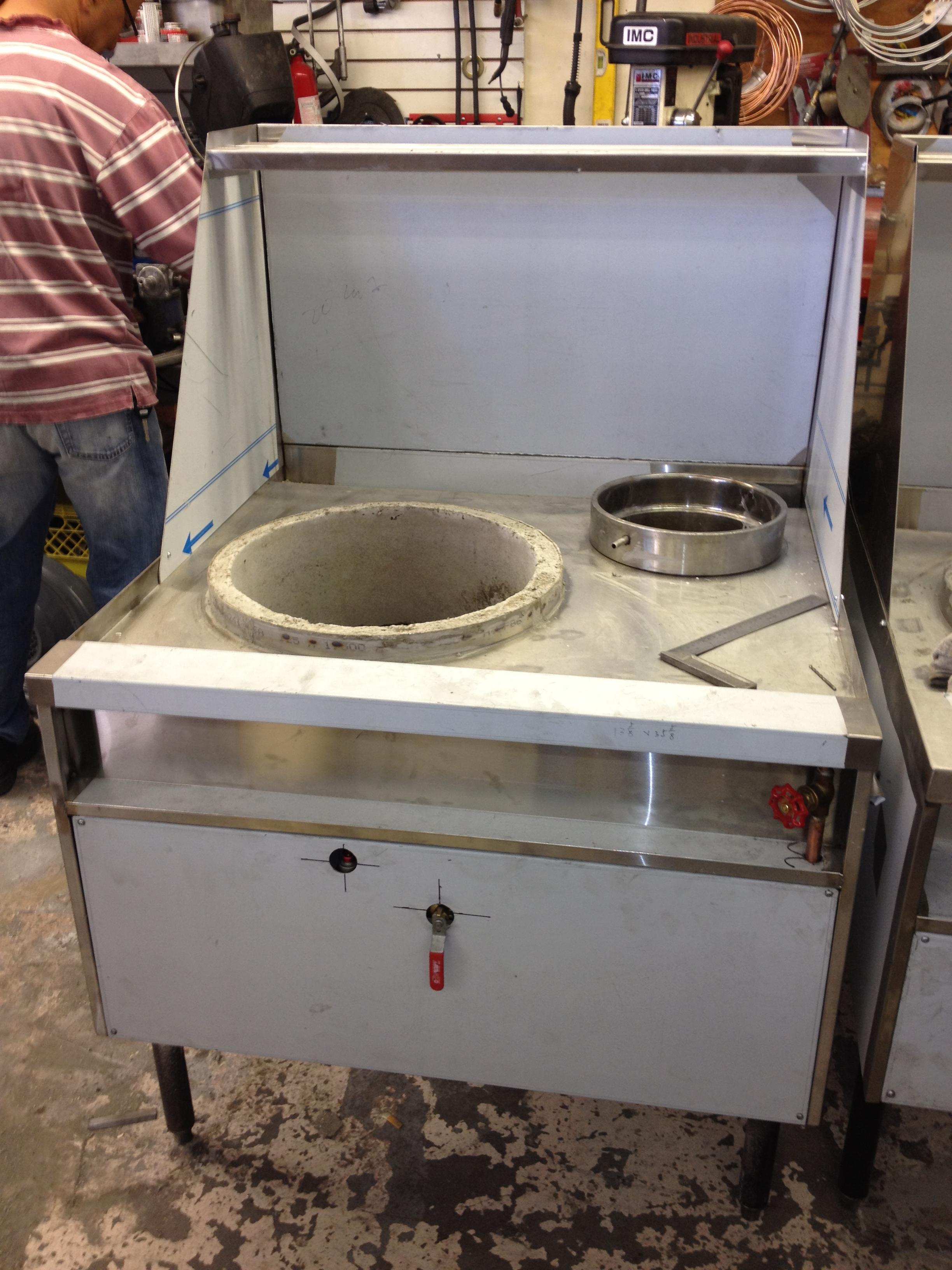 1-Burner Noodle Cooker