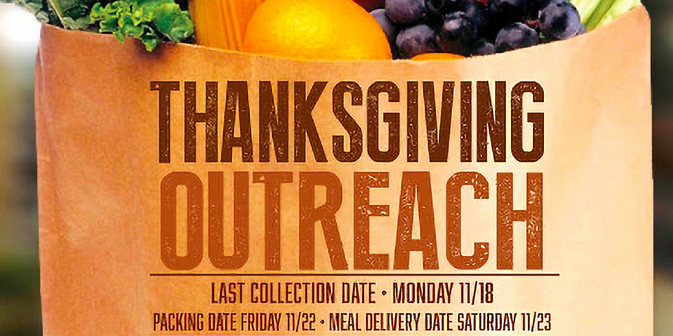 Thanksgiving Meal Delivery Volunteering