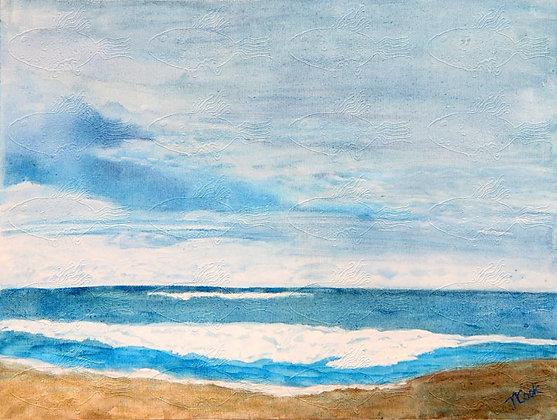 S22 DEEP BLUE SKY OCEAN