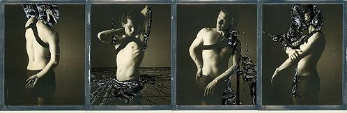 Johannes / Bionic portrait A