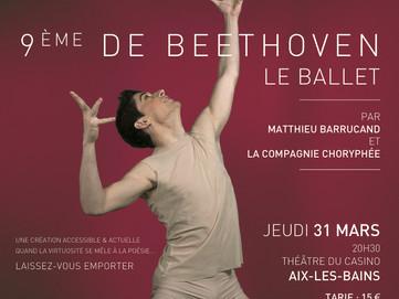 « 9e de Beethoven, le ballet »