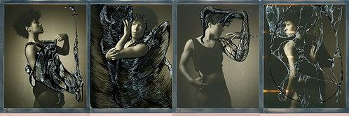 Ziniyel / Bionic portrait A
