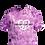 Thumbnail: CHOOSE YOUR DAY Logo Purple Tie Dye