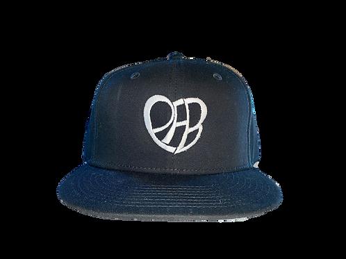 Flatbilled Snapback Emroidered Hat