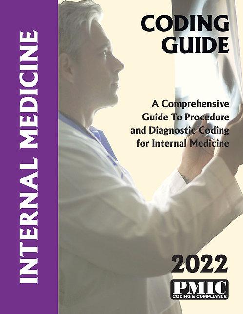 Coding Guide 2022 for Internal Medicine