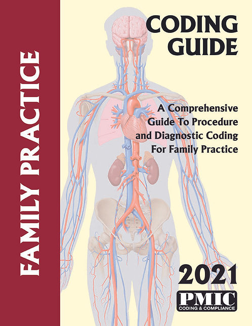Coding Guide 2021 for Family Practice