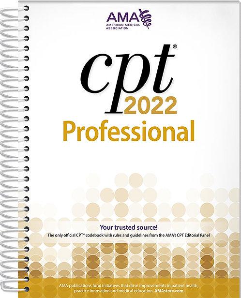 CPT 2022 Professional
