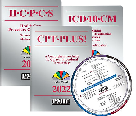 2022 Coding Bundle with CPT Plus