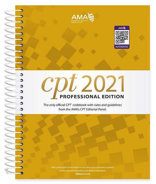 CPT 2021 Professional
