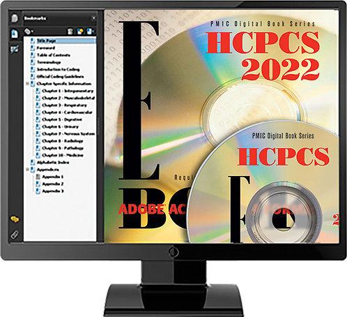 HCPCS 2022 e-Book
