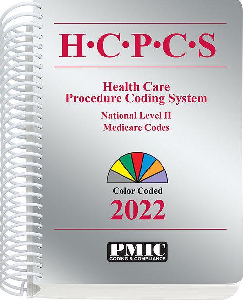 HCPCS 2022 Spiral