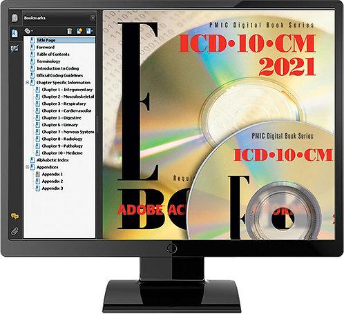 ICD-10-CM 2021 e-Book