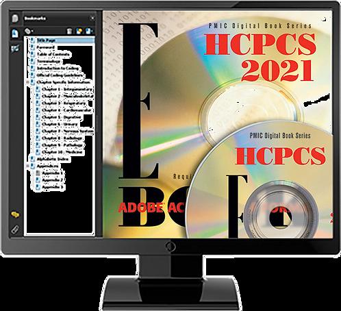 HCPCS 2021 e-Book