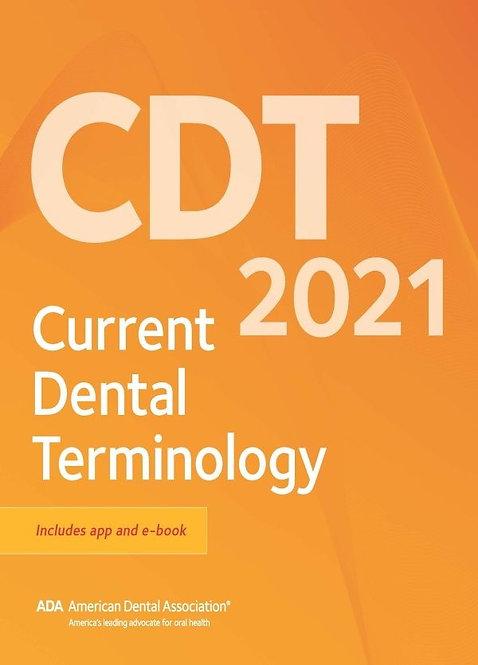 ADA CDT 2021