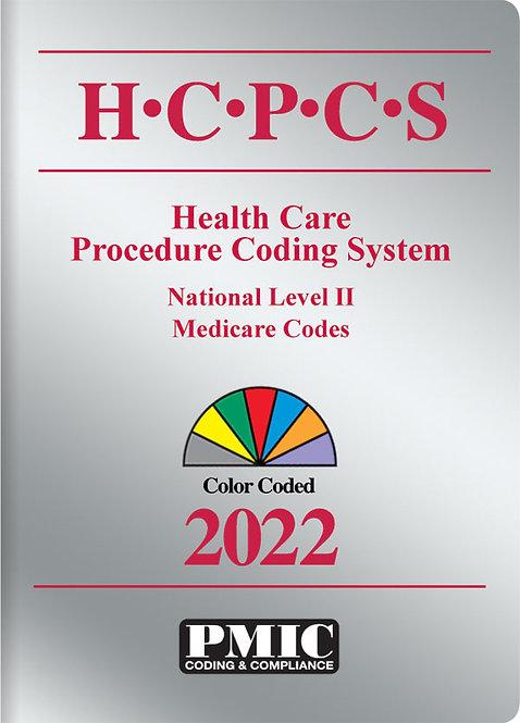 HCPCS 2022