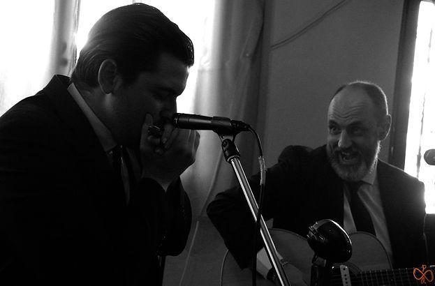 Blue Mile - Oscar Linares & Víctor Barceló