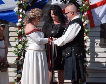 Ceremonies within Ceremonies (Handfasting)
