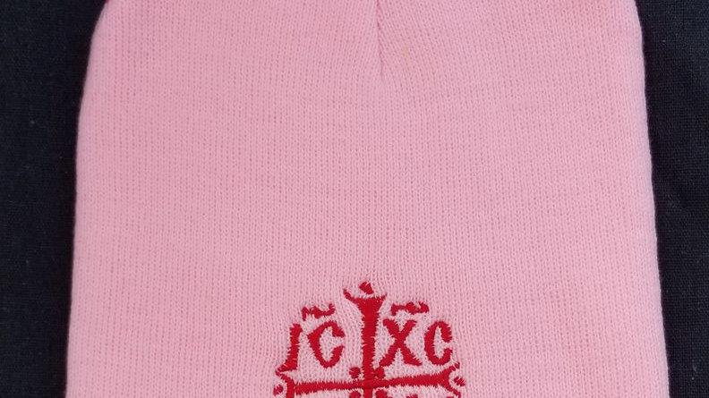 IC XC NIKA Embroidered Beanie