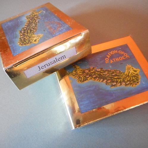 Mt. Athos incense 50 grams, Aroma: Linden Flowers