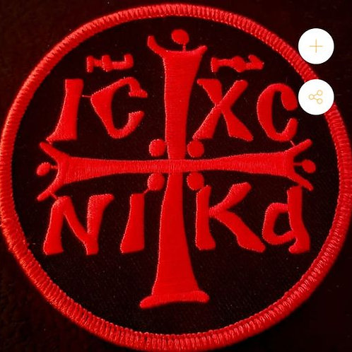 NIKA Red Patch