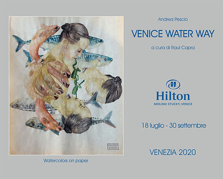 Andrea Pescio VENICE WATER WAY Hilton VE