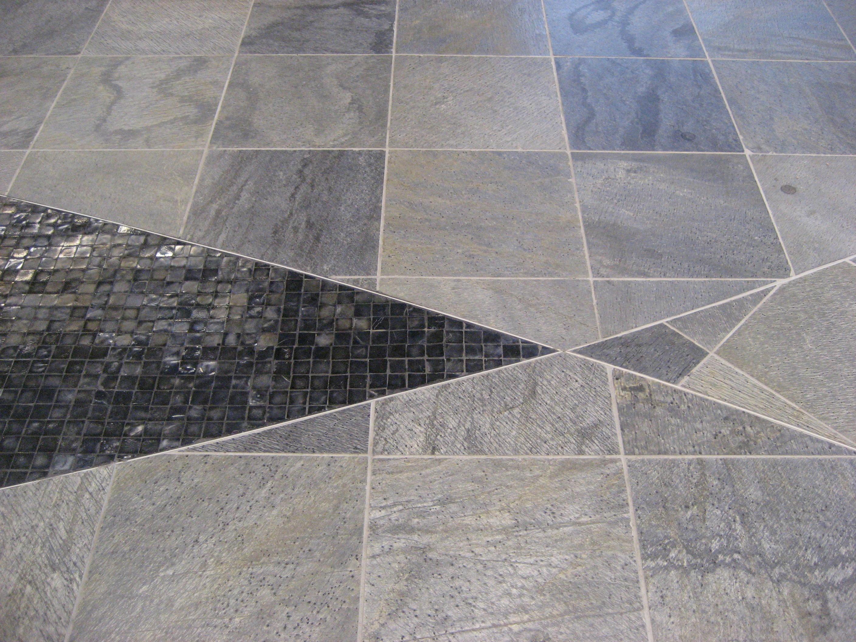 Flooring Design Details Zinc Strips